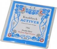 Knobloch Actives 450 C.X Medium-High Tension struny do gitary klasycznej