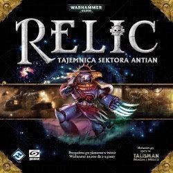 Galakta Relic: Tajemnica Sektora Antian 3365