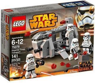 LEGO Star Wars 75078 Transport szturmowców