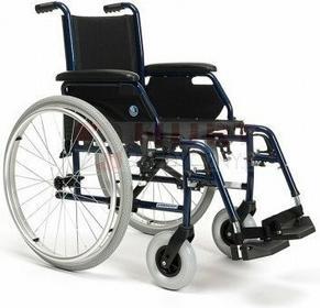 Vermeiren Wózek inwalidzki standardowy Jazz S50