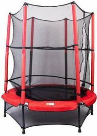 Big foot Mini trampolina 148 cm z siatka zabezpieczajaca