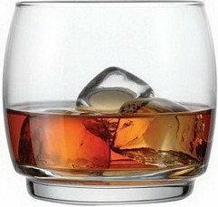 Glasmark Nowoczesna szklanka niska do whisky 290 ml