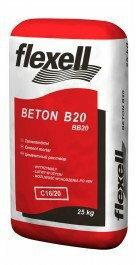 Flexell Beton B20 25kg