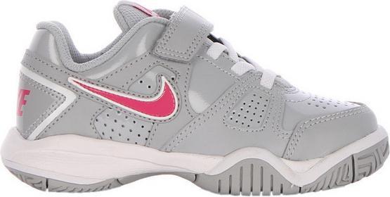 Nike Buty tenisowe juniorskie CITY COURT 7 (PSV) TBNJ-066 / 488328-001