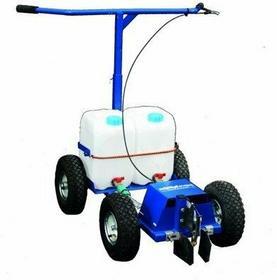 Interplastic Wózek do malowania linii boiska