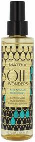 Matrix Oil Wonders Amazonian Murumuru Oil olejek dyscyplinujący włosy 125 m