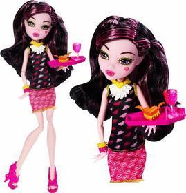 Mattel Monster High - Upiorna Stołówka Draculaura BJM19