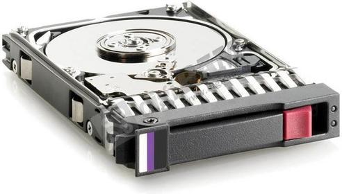 HP 600GB 6G SAS 10K 2.5in DP ENT HDD 581286-B21