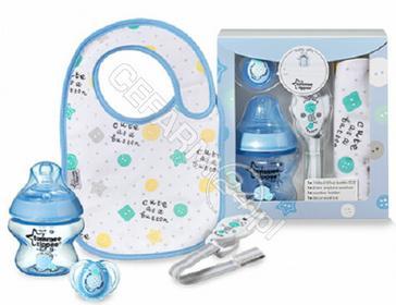 Tommee Tippee CTN Zestaw Baby Gift niebieski