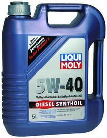 Liqui Moly Diesel Synthoil  5W-40 5L