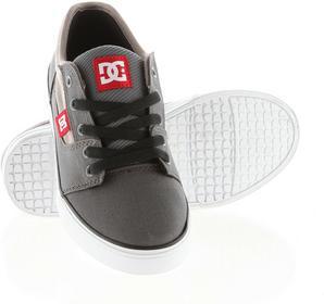 DC Shoes DC Bristol Canavas 303324-GRW szary