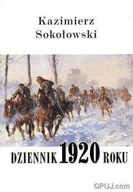 Kazimierz Sokołowski Dziennik 1920 roku