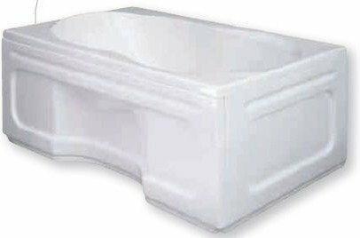 Polimat Obudowa do wanny 120x75 00323