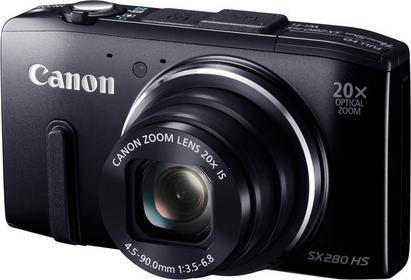 Canon PowerShot SX280 HS czarny