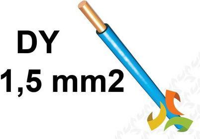 NKT/ELPAR/TFK/BITNER/ PRZEWÓD DY 1,5mm (450/750V) (DRUT)