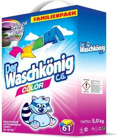 Waschkonig Proszek do prania COLOR 5 kg