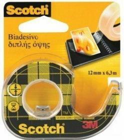 Scotch Taśma dwustronna klejąca