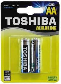 BATERIA TOSHIBA LR06 ALKALINE BLISTER LR06 GCNN BP-4 FA