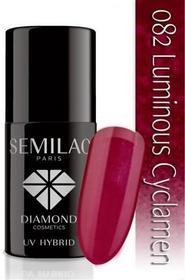 Semilac Lakier hybrydowy 082 Luminous Cyclamen