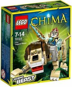LEGO Legends of Chima 70123 Lew