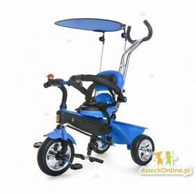 KIDZ-MOTION Rowerek trójkołowy TOBI TECH