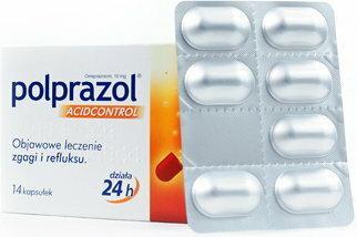 Polpharma Polprazol AcidControl 10mg
