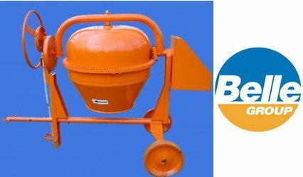 BELLE Betoniarka BWE-200KJ