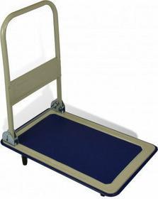 Składany wózek transportowy o maksymalnej ładowności 150 kg