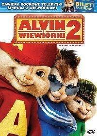 Alvin i Wiewiórki 2