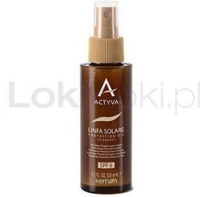 Kemon Linfa Solare Protection Oil olejek ochronny do włosów i ciała SPF 6 125ml