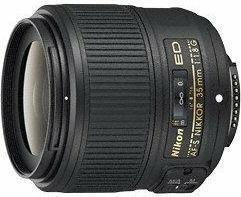 Nikon AF-S FX 35mm f/1.8G ED