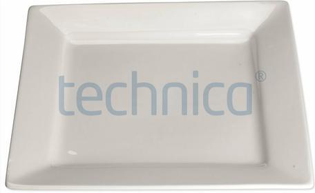 Stalgast Talerz płytki kwadratowy 300 mm | , Elegantia STALGAST-397020