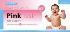 Hydrex Pink test płytkowy