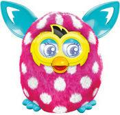 Hasbro Furby Boom Sunny - PINK POLKA DOTS A4332