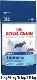 Royal Canin 32 Maxi Junior 4 kg