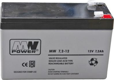 MW POWER MW 7,2-12S