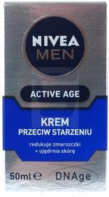 Nivea Men Active Age krem przeciw starzeniu się skóry 50ml ml