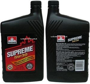 Petro-Canada SUPREME SYNTHETIC 5W-30 1L