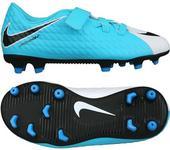 Nike Buty JR Hypervenom Phade III V FG 852589 104 biały, 28 sportech_68906_265980
