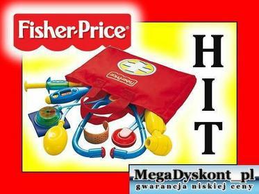 Fisher Price Mały doktor L6556