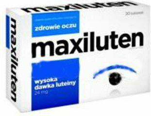 Aflofarm Maxiluten 30 szt.