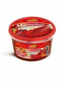 Jamar MARMOLADA TWARDA WIELOOWOCOWA 600G