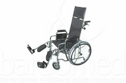 Mobilex Wózek inwalidzki ręczny Classic Komfort