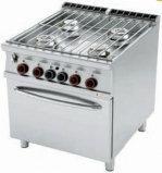RM Gastro Kuchnia wodna gazowa z piekarnikiem CFA4-98 G