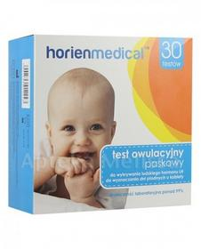 HORIENMEDICAL Test owulacyjny paskowy 30 szt