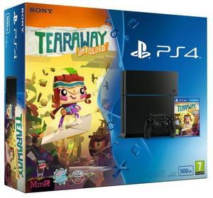 Sony PlayStation 4 + Tearaway Unfolded