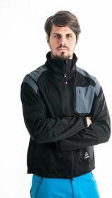 Löffler softshell Jacket czarny/Szary 50 2014-2015