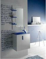 Bathco Zestaw mebli łazienkowych Spain Top Niebieski 10003BL