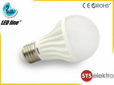 LED Line Żarówka 20 LED E27 SMD2835 230V 10W ciepła Kulka 242656