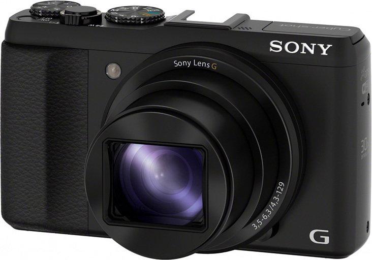 Sony DSC-HX50 czarny